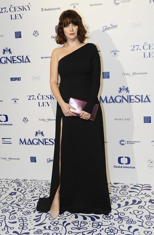 Také Jenovéfa Boková se loni Českých lvů účastnila. Nominována byla počtvrté.