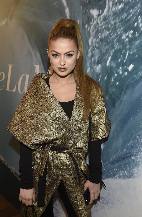 Kristýna Kubíčková je velmi talentovaná cukrářka.