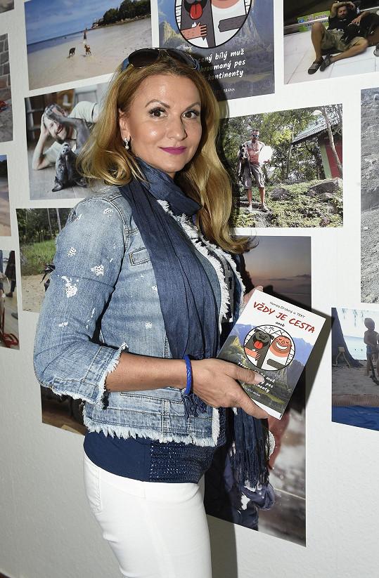 Na knihu je zvědavá i Yvetta Blanarovičová.