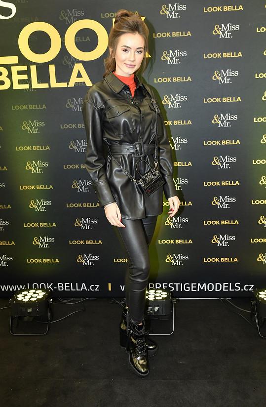 Nikola Bechyňová zasedla v porotě soutěže krásy.