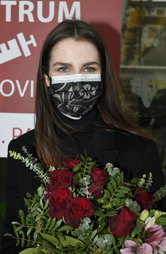 V budoucnu by Kateřina ráda žila v Londýně nebo Praze.