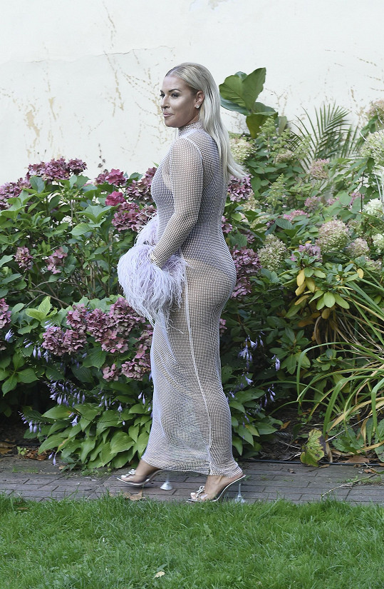 Dominika přiznala, že po porodu ještě není na své váze.