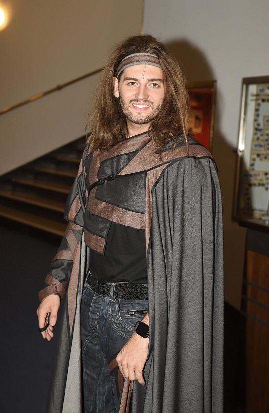 Nazkoušel roli v muzikálu Kat Mydlář.