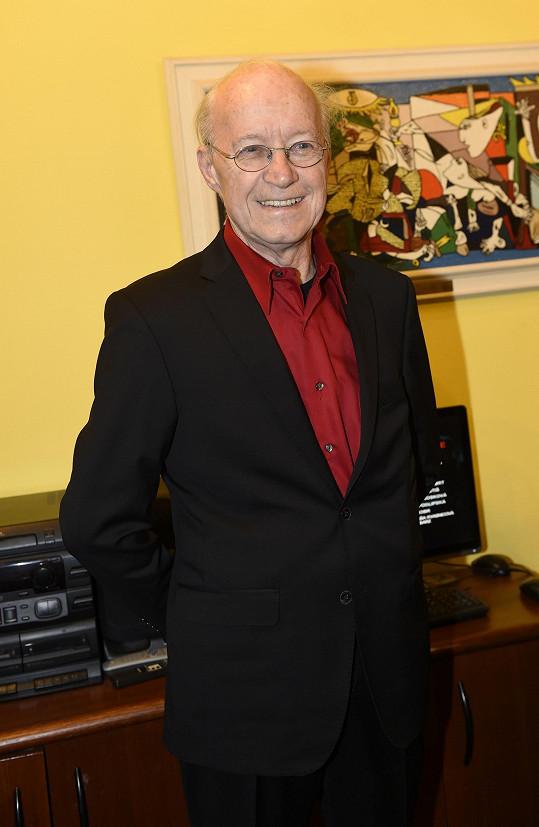 Poprvé Michael Kunze navštívil Prahu před čtyřiceti lety.