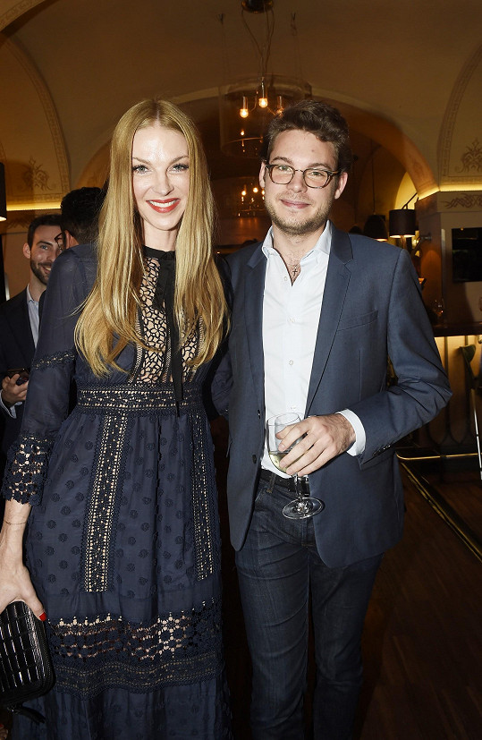 Pavlína Němcová má se synem kamarádský vztah.