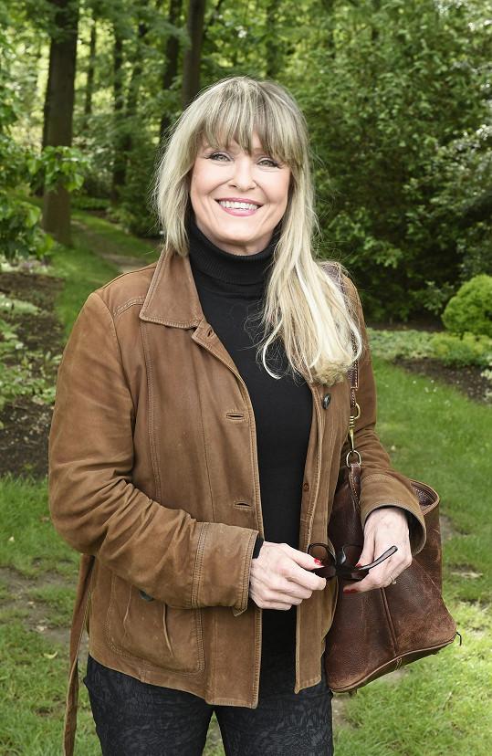 Chantal Poullain neviděla už rok rodinu ve Francii.