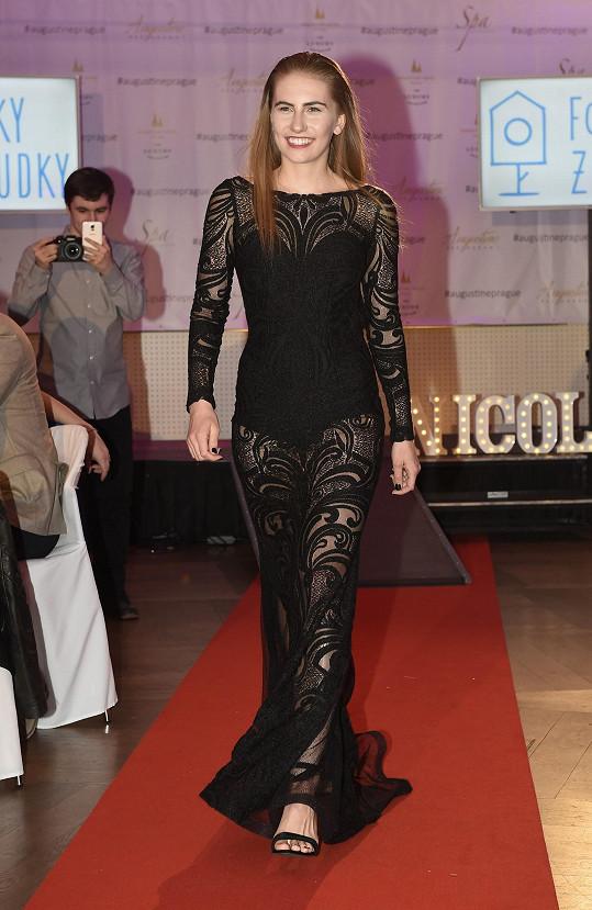 Barbora Habáňová je mladší sestrou úřadující České Miss.