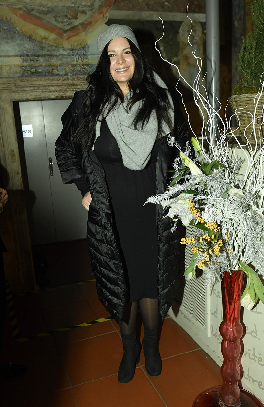 Do Pražské křižovatky dorazila i Jitka Čvančarová.