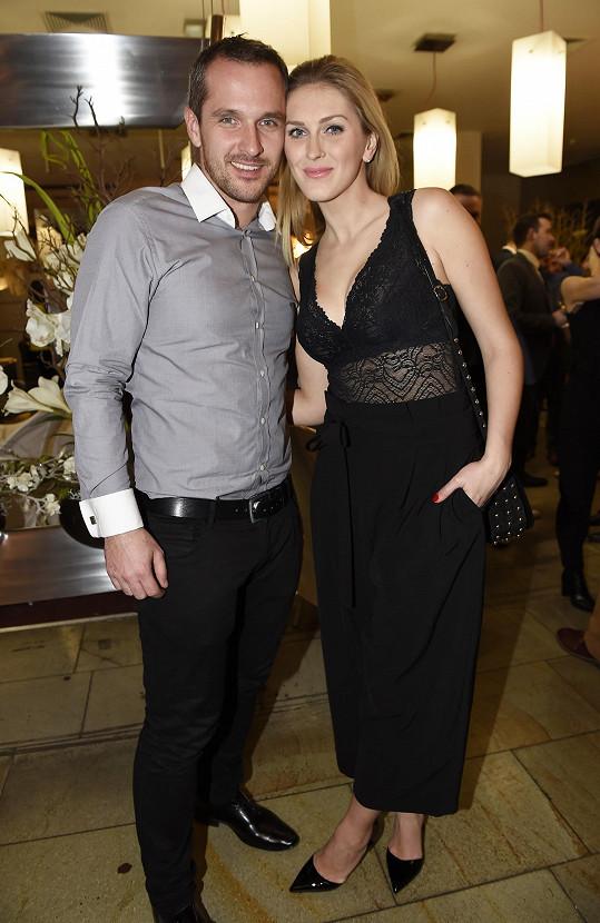 Zorka s manželem Mírou