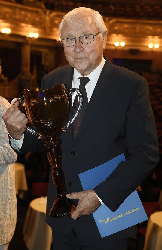 Další oceněný bard Jaroslav Satoranský