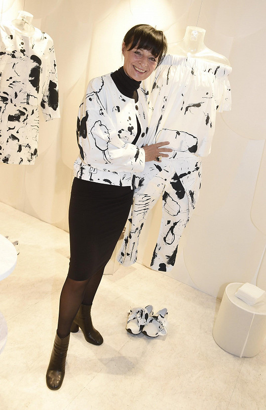 Liběna Rochová věří, že by projekt mohl pro Debru a nemocné vynést dva milióny korun.