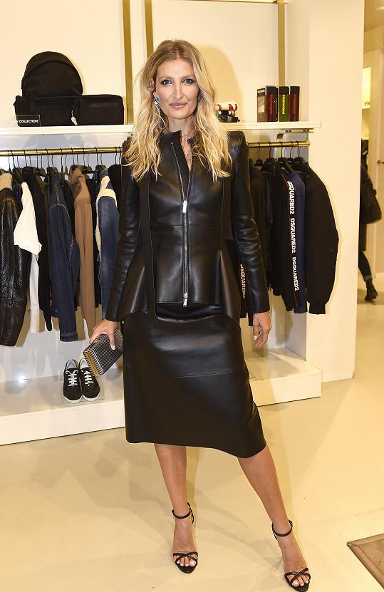 Tereza Maxová v luxusním modelu za 150 tisíc korun