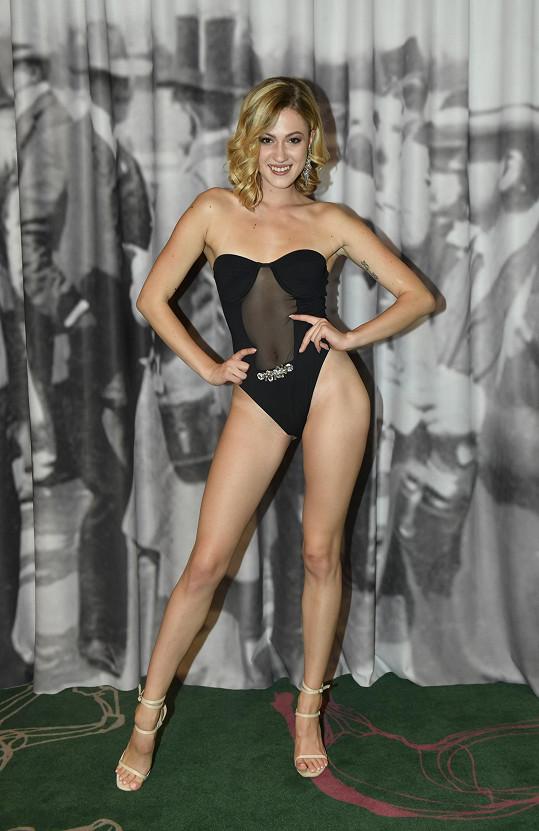 Karin byla finalistkou České Miss 2019.