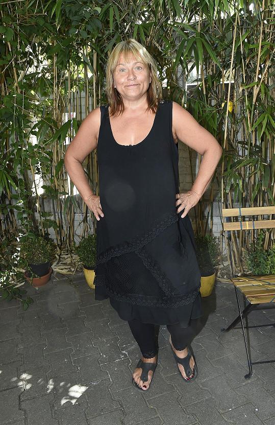 Diváci si nejvíce oblíbili Pavlu Tomicovou jako veselkou baculku v Ulici.