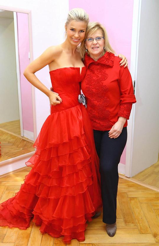 S Jiřinou Tauchmanovou