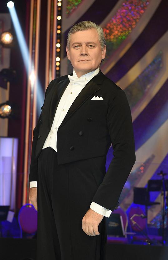 Miroslav Hanuš je teď pyšným dědečkem.