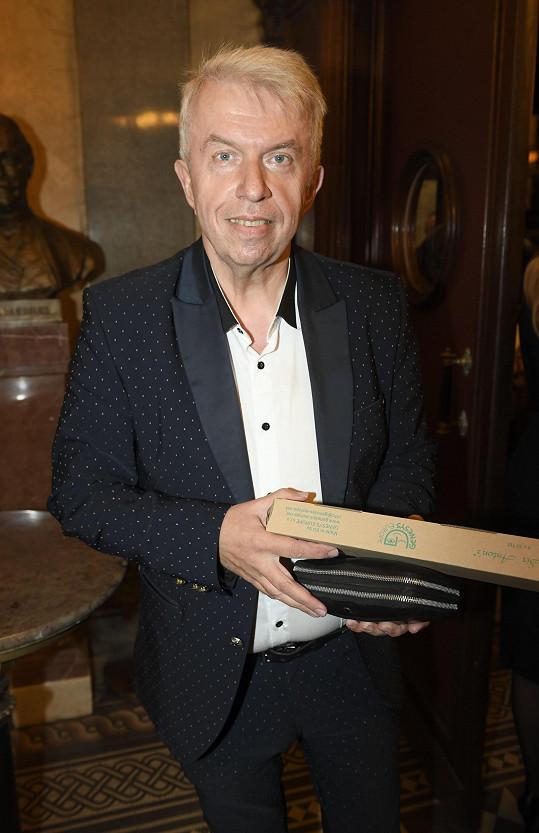 Také houslista Jaroslav Svěcený
