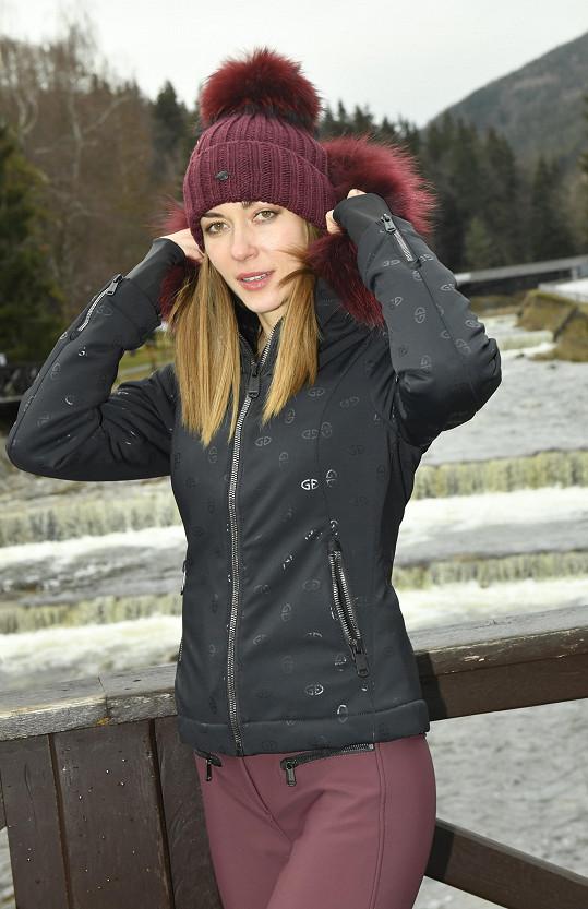 Katka Pospíšilová byla druhá v Miss ČR v roce 2006.