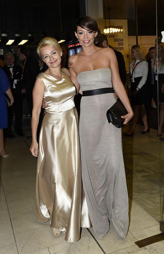 S maminkou Veronikou Žilkovou
