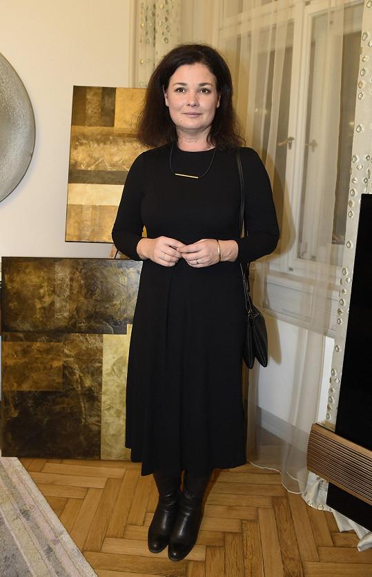 Martina Preissová promluvila o manželovi.