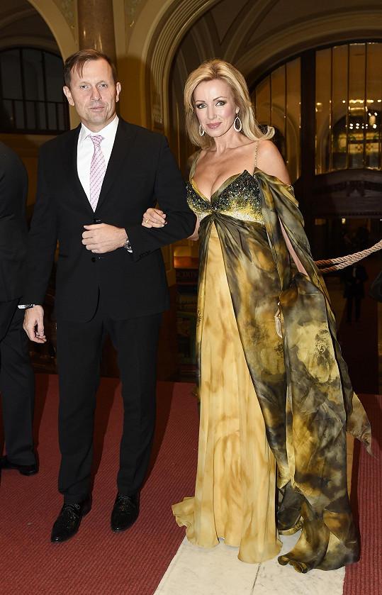 Mediální magnát Jaromír Soukup měl dlouholetý vztah s herečkou Kateřinou Brožovou.