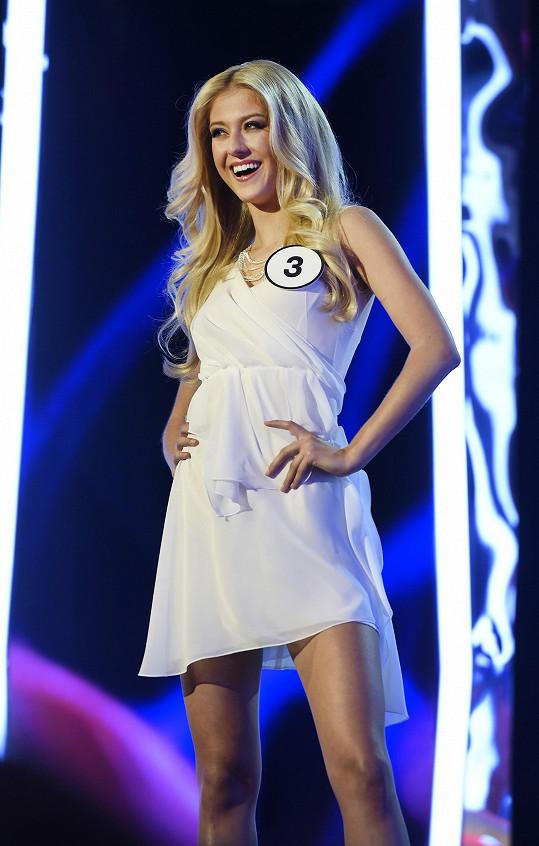 Nová Česká Miss World Natálie Kotková je jí hodně podobná.