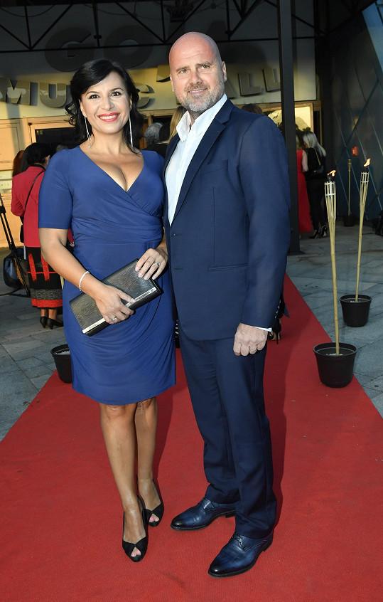 Podnikatel Radek Tögel, manžel Andrey Kalivodové