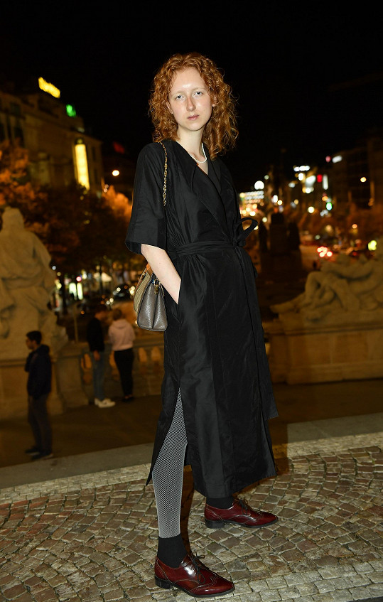 Úspěšná modelka, která zabodovala v soutěži Pure Model, Barbora Fialová