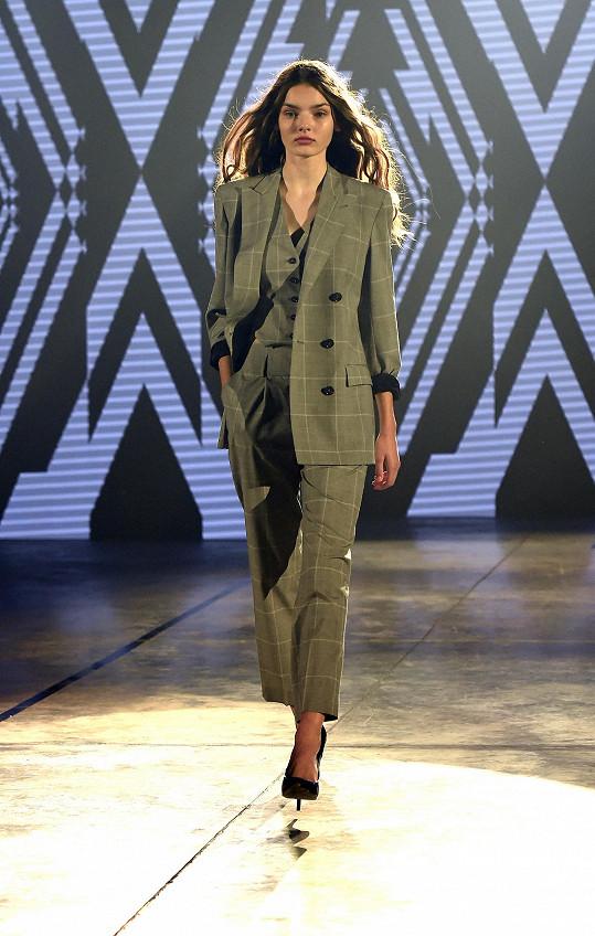 Loňskou vítězku Annu Brodeckou si vyhlédl světový návrhář Marc Jacobs.