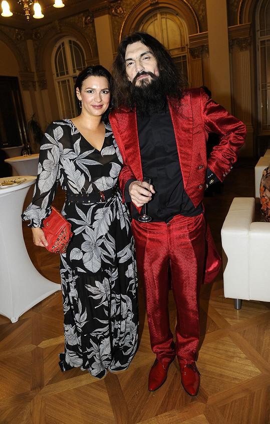 Varhan Orchestrovič Bauer s manželkou