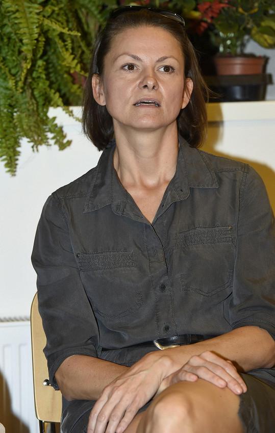 Klára Melíšková si zahraje v trilogii Zahradnictví.