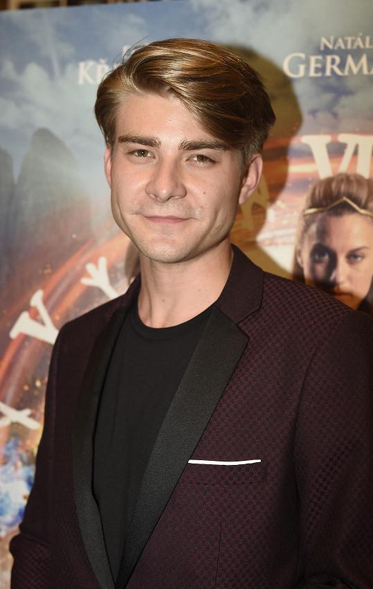 Marek Lambora je idolem žen a dívek.