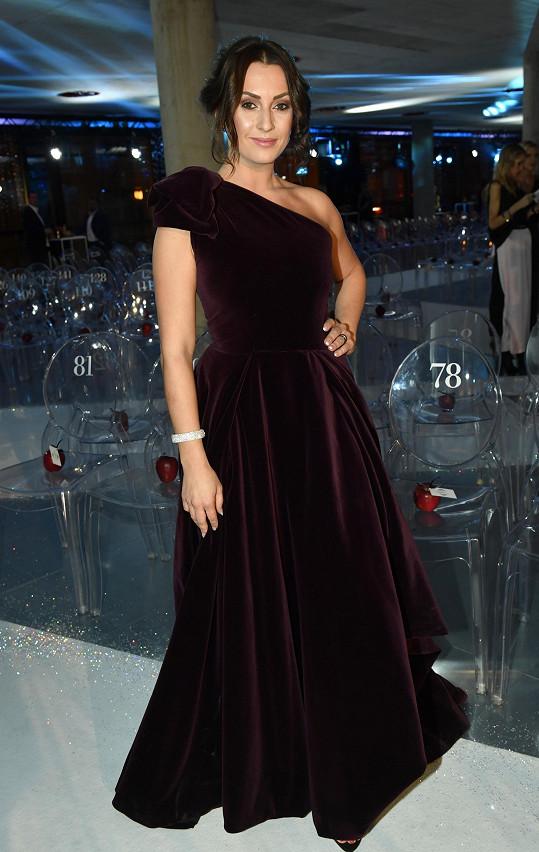 Veronika Farářová moderovala módní show Poner. Vypadala báječně, cítila se pod psa.