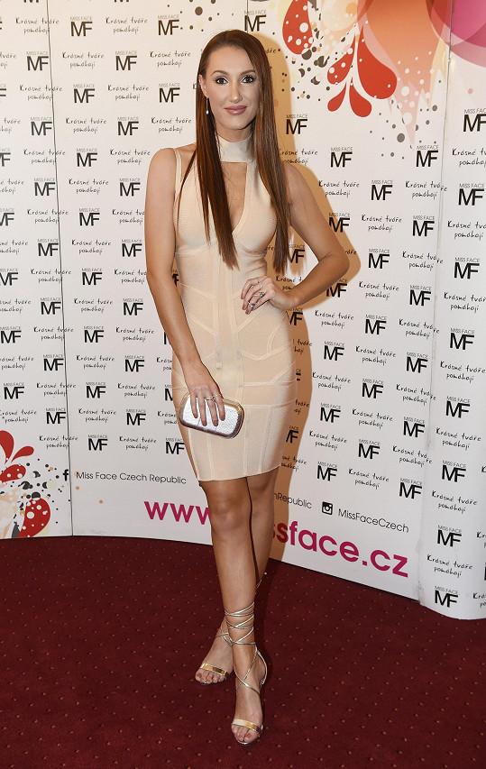 Makarenko už zahájila castingy na 8. ročník soutěže krásy Miss Face.