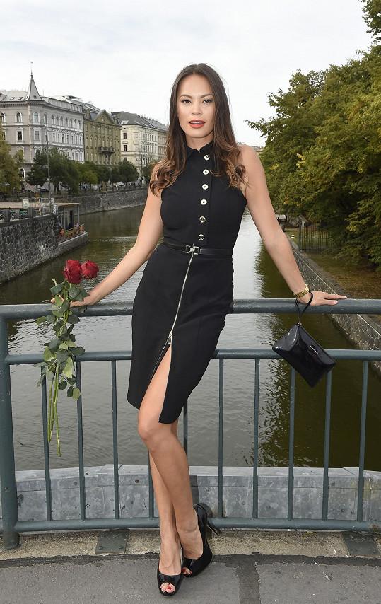Monika bude porotkyní modelingové soutěže Miss a Mr. Look Bella.