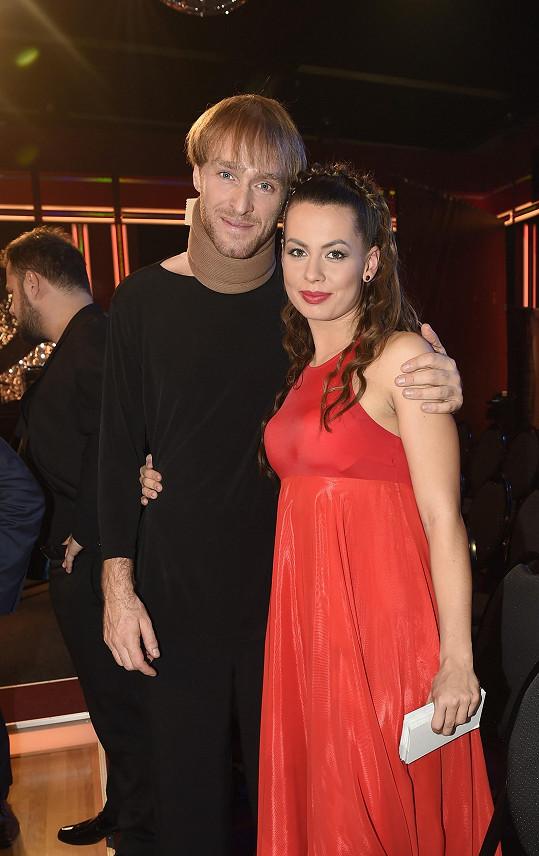 Jakub Vágner a Michaela Nováková postoupili do semifinále.