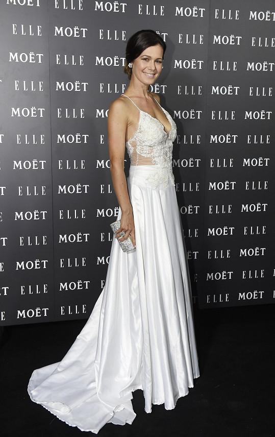 Model měla od Petry Pilařové.