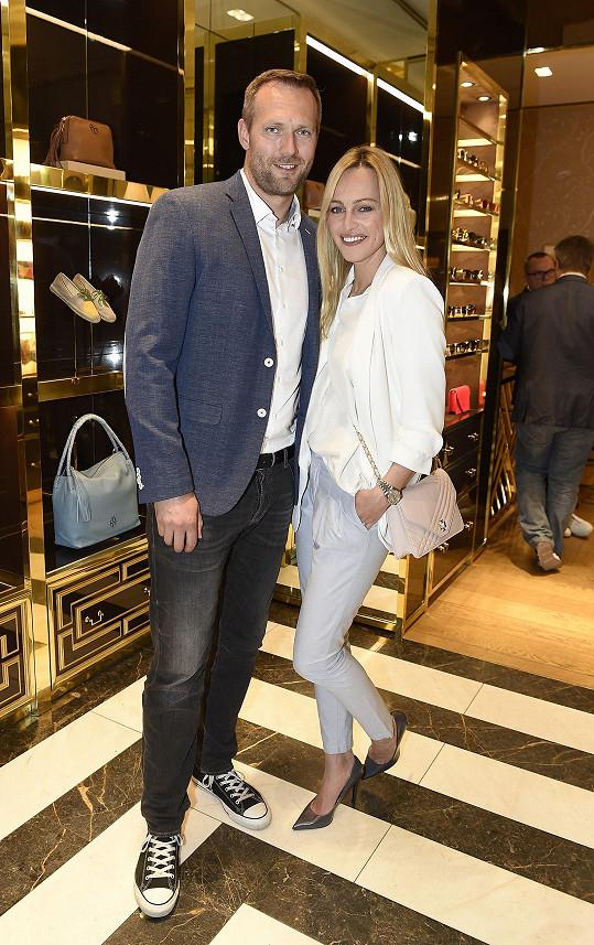 Renata Langmannová s manželem Ondřejem Novotným, který moderoval reality show Robinsonův ostrov, odjíždí brzy do Chile.