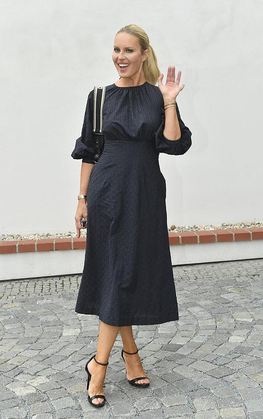 Simona bude novou hvězdou seriálu Ordinace v růžové zahradě.