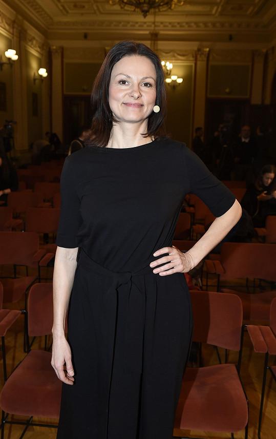 Klára Melíšková má doma Českého lva za film Já, Olga Hepnarová.