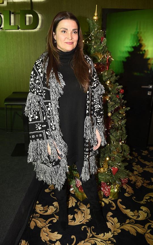 Mahulena Bočanová si dá o Vánocích pauzu.