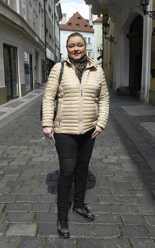 Dominika Gottová plánuje návštěvu Česka na podzim.