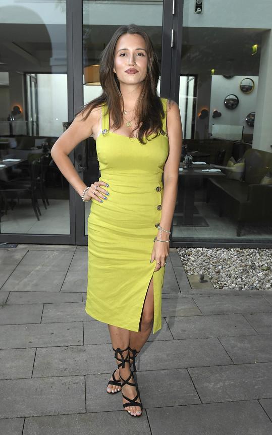 Na akci herce pozvala Elizabeth Kopecká.