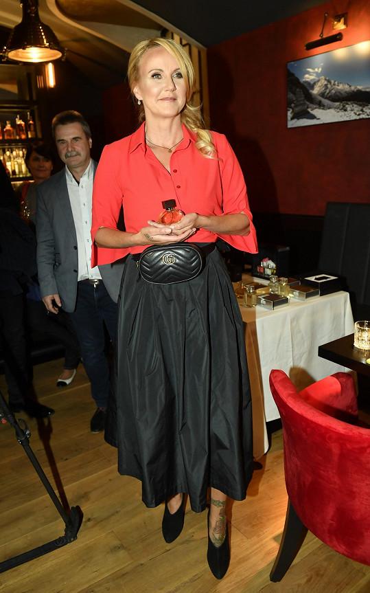Vendula Pizingerová vypadá skvěle.