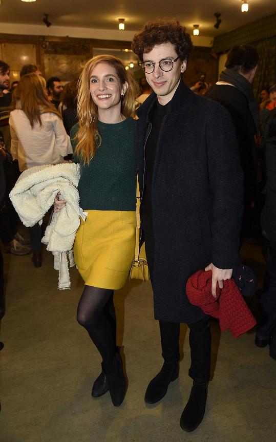 Hana Vagnerová s Janem Cinou