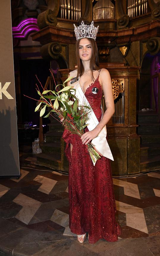 Elen Kejdová je novou královnou krásy.