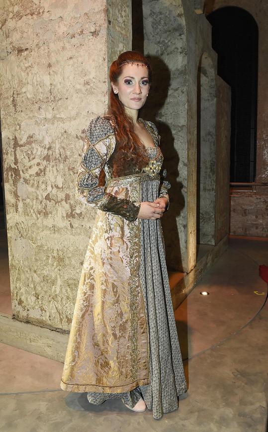 Andrea hraje hlavní roli v muzikálu Romeo a Julie.