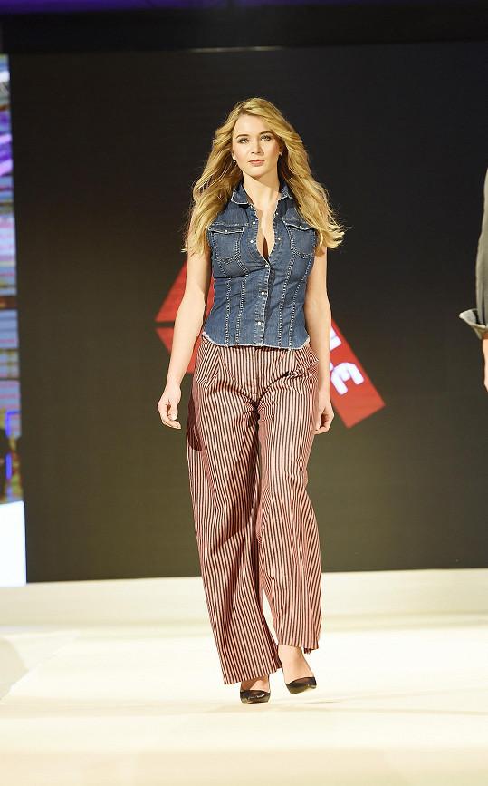 Gabriela Franková už bere modeling jen jako koníček a přivýdělek.