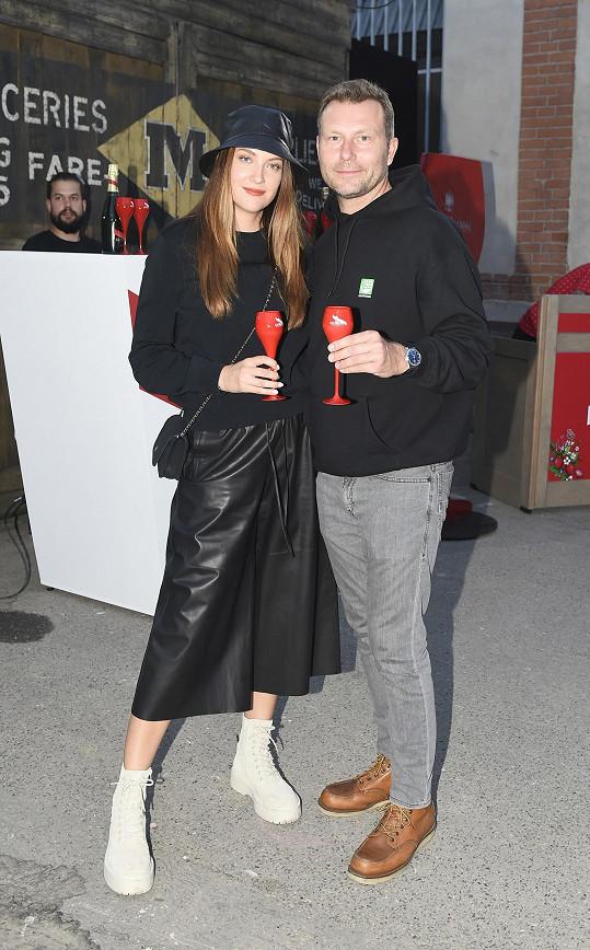 Kateřina a Michal se před pár dny zasnoubili.