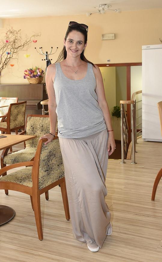 Libuška se věnuje rodině a práci v kosmetickém salonu.